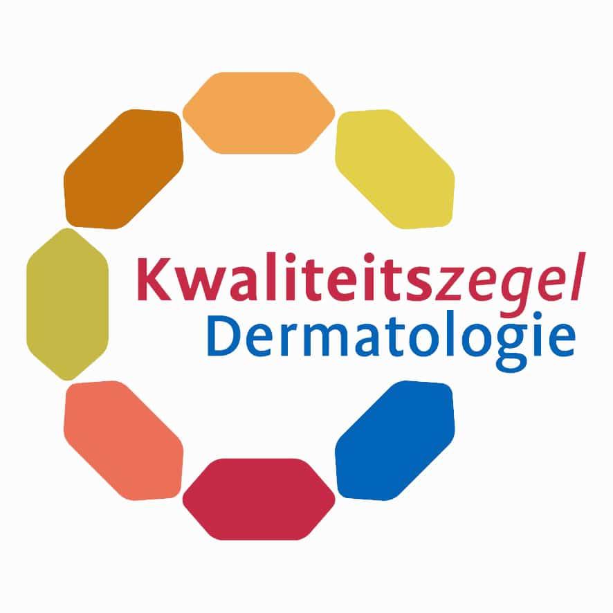 Kwaliteitszegel dermatologie voor drs. Dros