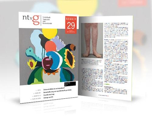 Publicatie van dermatoloog drs. Stok in NTvG