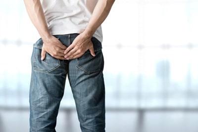 Fissuur; pijnlijke scheurtjes of kloofjes rond de anus